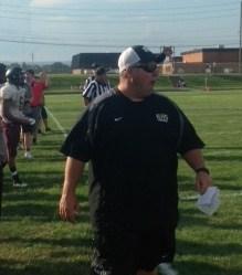 Head Coach Matthew Saunders