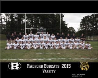 Radford Bobcats 2015